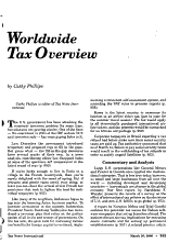 Tax Notes International PDF