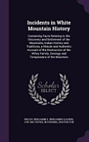 Incidents in White Mountain History PDF