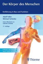 Der Körper des Menschen: Einführung in Bau und Funktion, Ausgabe 17