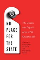 No Place for the State PDF