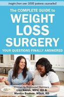 The Complete Guide to Weight Loss Surgery