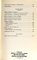 Proceedings of the     Biennial Convention of the Distillery  Rectifying  Wine and Allied Workers  International Union of America Affiliated with the AFL CIO  PDF