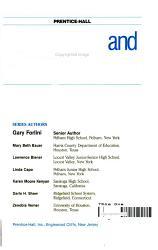 Prentice Hall Grammar And Composition Grade 9  Book PDF