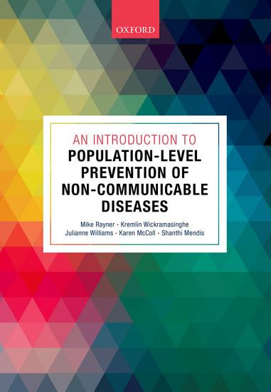 An Introduction to Population Level Prevention of Non Communicable Diseases PDF