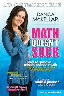 Math Doesn t Suck PDF