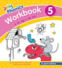 Jolly Phonics Workbook 5 PDF