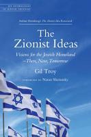 The Zionist Ideas PDF