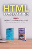 HTML Programming Series
