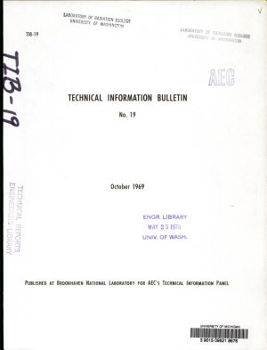 AEC Technical Information Bulletin