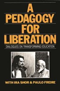 A Pedagogy for Liberation Book