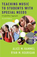 Teaching Music to Students with Special Needs PDF