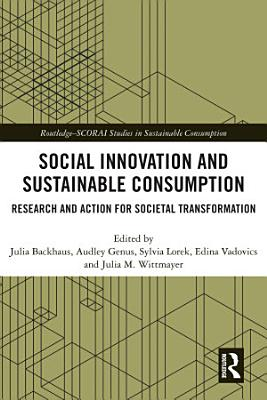 Social Innovation and Sustainable Consumption