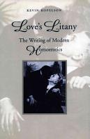 Love s Litany PDF