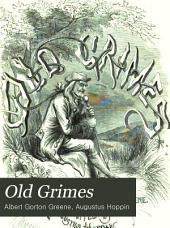 Old Grimes: Volume 1827