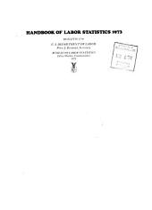 Bulletin of the United States Bureau of Labor Statistics: Issue 1790