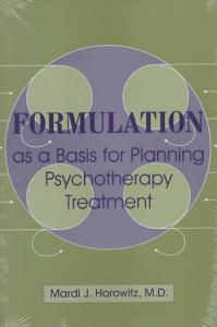 Formulation as a Basis for Planning Psychotherapy Treatment PDF