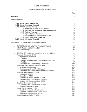 1977 78 Accountability Report and 1979 80 Annual State Plan for Vocational  Technical and Adult Education in Wisconsin PDF