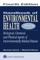 Handbook of Environmental Health  Two Volume Set PDF
