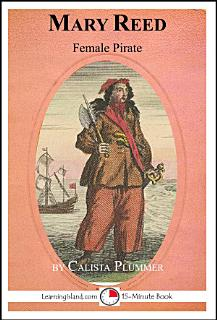 Mary Reed  Female Pirate Book