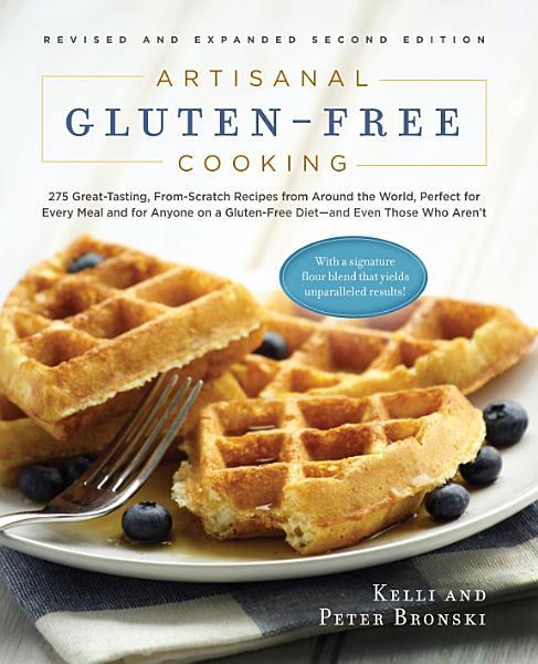 Download Artisanal Gluten Free Cooking Book