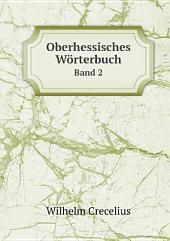 Oberhessisches W?rterbuch
