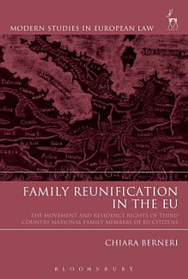 Family Reunification in the EU PDF
