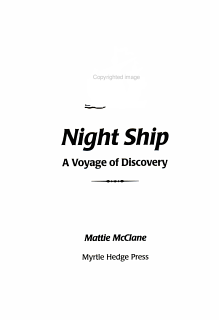 Night Ship Book