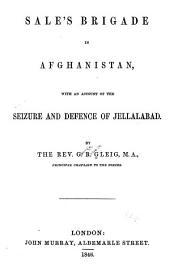Sale's Brigade in Afghanistan