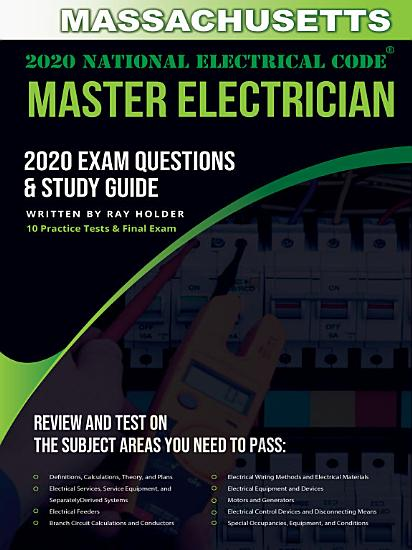 Massachusetts 2020 Master Electrician Exam Questions and Study Guide PDF