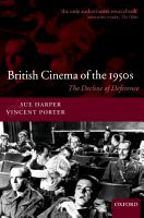 British Cinema of the 1950s PDF