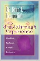 The Breakthrough Experience PDF