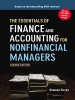 The Essentials of Finance and Accounting for Nonfinancial Managers PDF