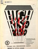 High Rise Fire PDF