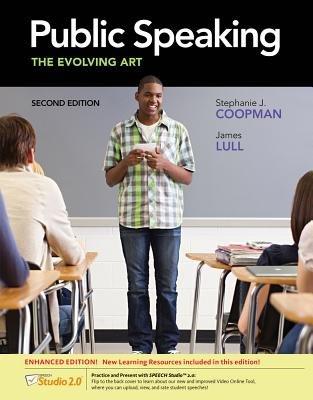 Public Speaking  The Evolving Art  Enhanced
