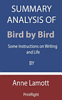 Summary Analysis Of Bird by Bird PDF