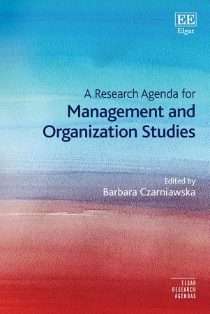 A Research Agenda for Management and Organization Studies PDF