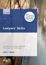 Lawyers  Skills 2011 12 PDF