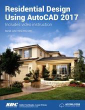 Residential Design Using AutoCAD 2017
