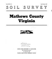 Soil Survey, Mathews County, Virginia