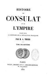 Histoire Du Consulat Et de L'Empire: Volume9