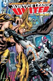 Justice League United (2014-) #2