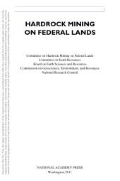 Hardrock Mining on Federal Lands