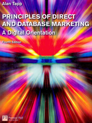 Principles of Direct and Database Marketing PDF