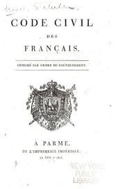 Civil-Gesetzbuch der Franzosen
