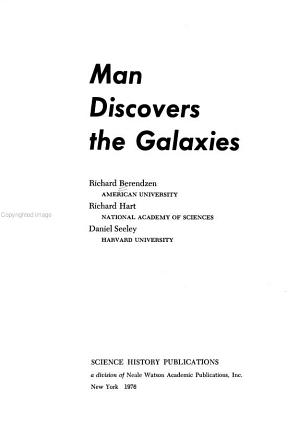 Man Discovers the Galaxies