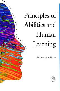 Principles Of Abilities And Human Learning Book