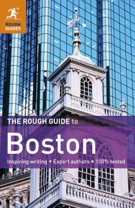 The Rough Guide to Boston PDF