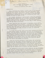 Papers Presented at the Policy Workshop on Water, Development, and Environmental Issues, May 3 and 4, 1973, University of Califronia, Davis, Campus