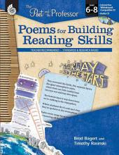 Poems for Building Reading Skills: Levels 6-8