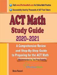 Act Math Study Guide 2020 2021 Book PDF
